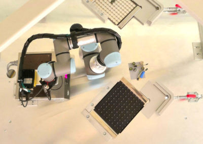 Pick and Place s kolaborativním robotem